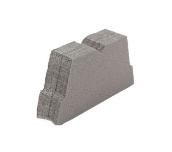 Geprof. blok PE 106-profiel DELFT