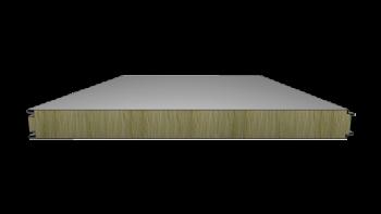 Kuras steenwolpaneel 80 mm zichtbaar bev. El60