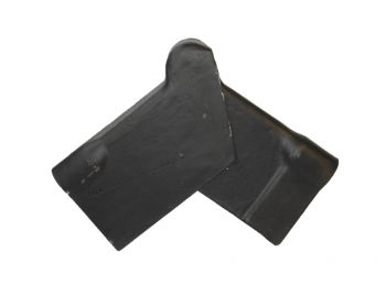 SVK kopgevelstuk zwart of blauwzwart