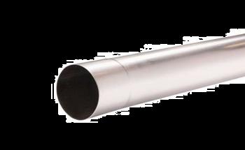 Buis - HWA - zink - Ø 80 mm - 3.000 mm